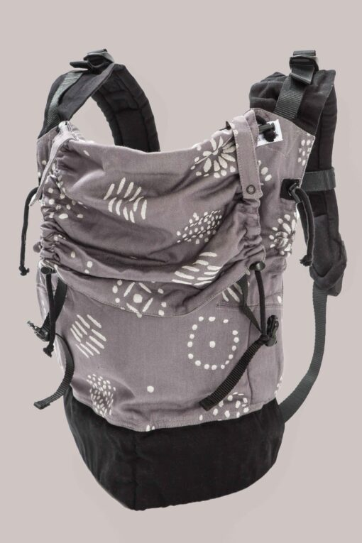 PBL - Baby Carrier Happiness Grey